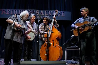 David Grisman Bluegrass Experience Freight and Salvage  Berkeley,Ca December 26,2013