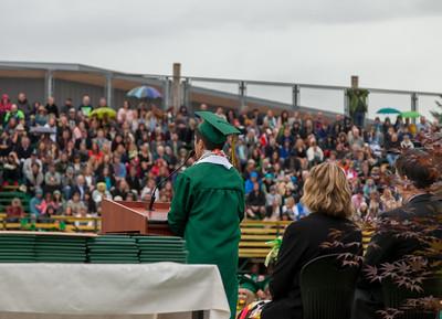 The Graduation Ceremony Set two