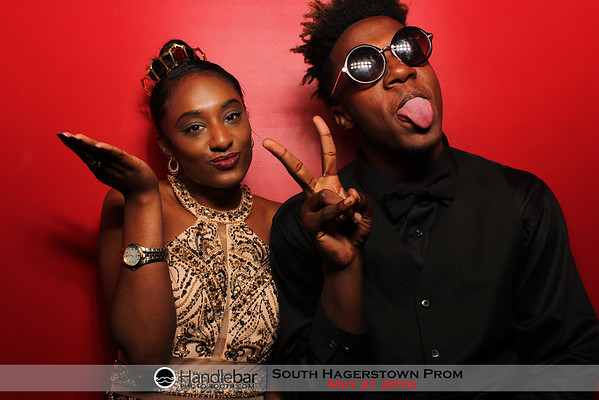 South Hagerstown High Prom