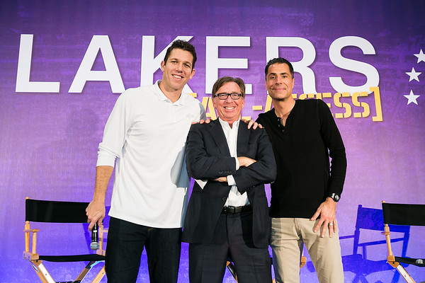Lakers All Access 2018