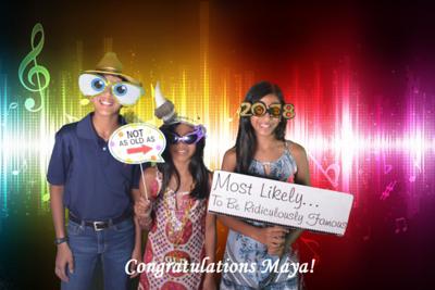 6.9.18 Maya's Grad-Birthday Party (GS)