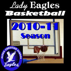 Lady Eagles 2010-11