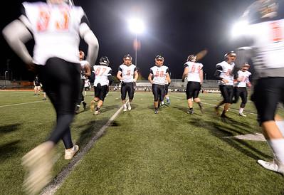 13-11-2016 Vaca High Football vs Roseville