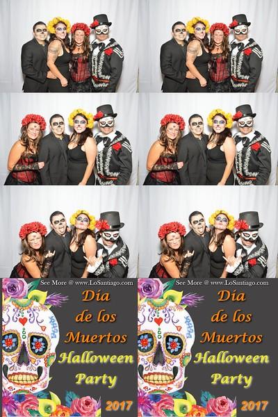 Dia de los Muertos Halloween Party