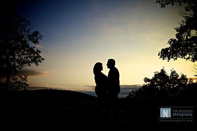 Jessica + Josh :: Engagement :: Danbury, CT