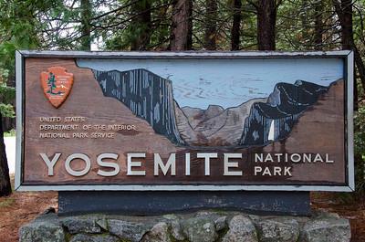 Yosemite National Park - CA - 040415 - 040915