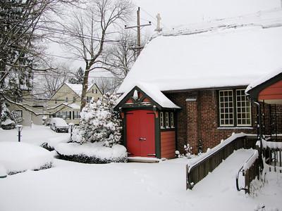 Snowstorm December 2009