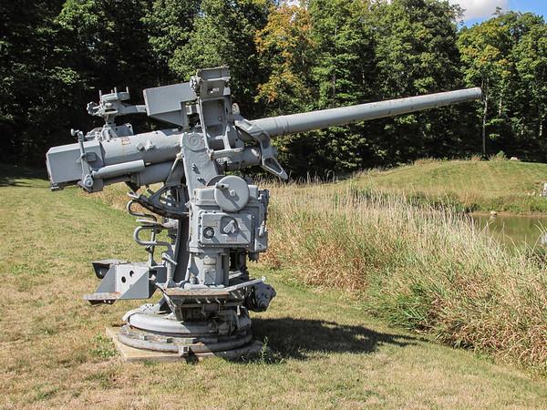 Ropkey Military Museum