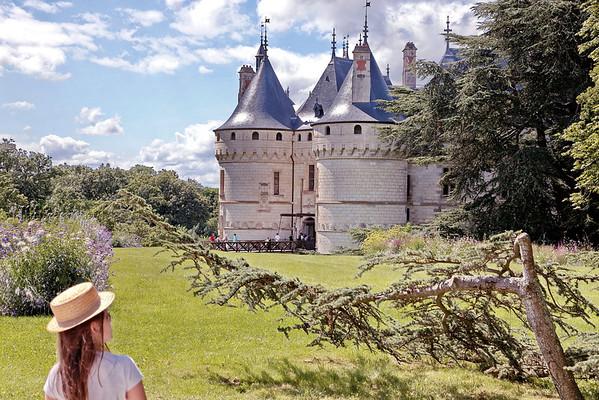 Chateau de Chaumont sur Loire - Exterieur