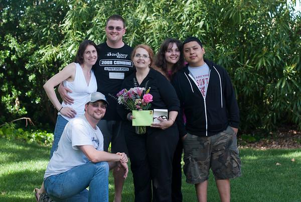 Bostick Family 4.29.12