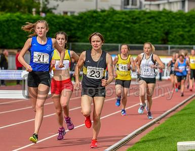 Central & South Scotland Athletic League Div2/3