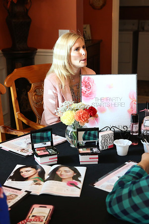 Brunch, Beauty and Brush Clinic