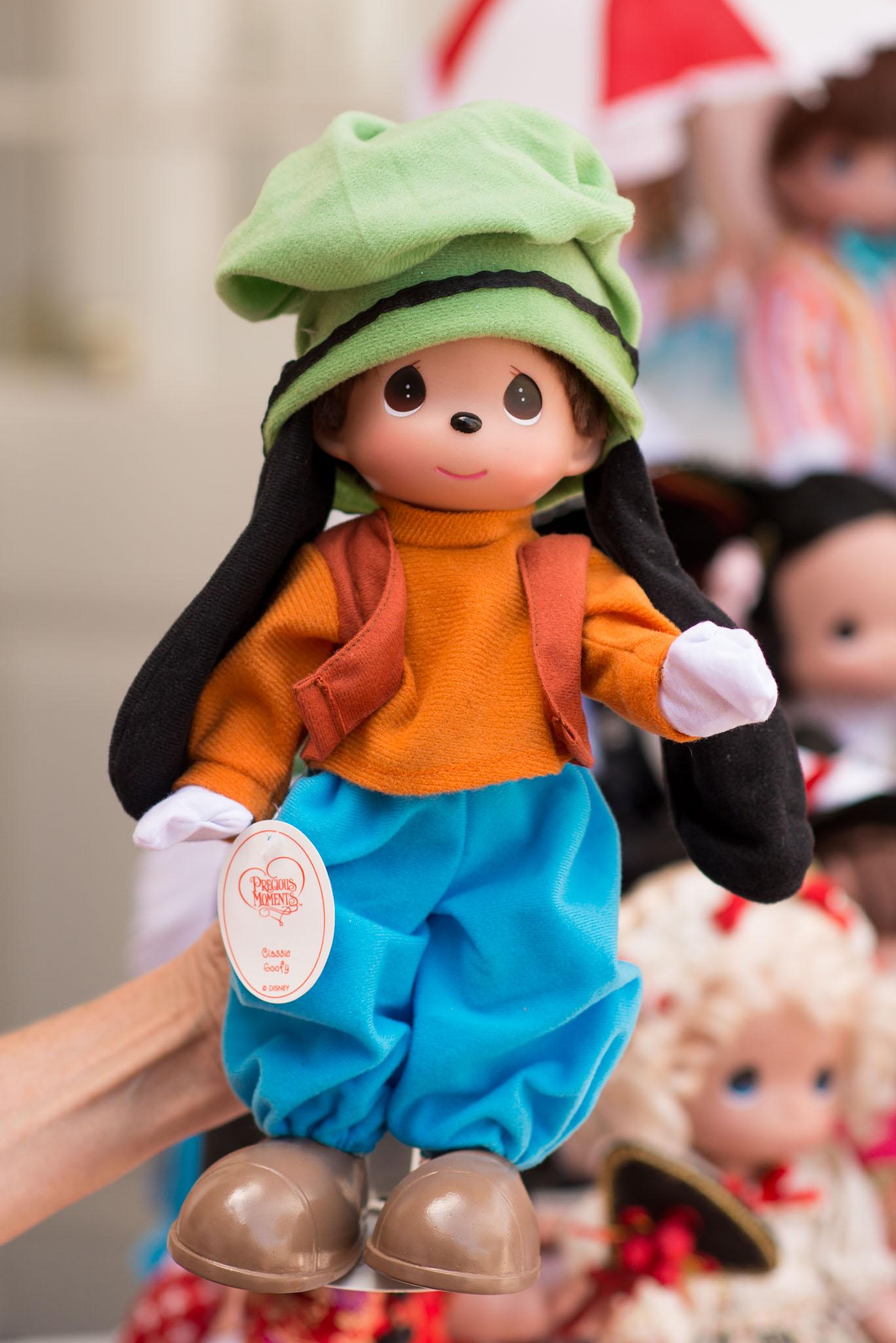 Precious Moments Disney Doll Collection - Goofy - Epcot Flower & Garden Festival 2016