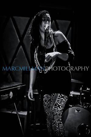 Alecia Chakour & Nigel Hall Rockwood Music Hall (Mon 2/13/12)