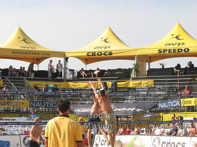 2006 AVP Manhattan Beach Part 3