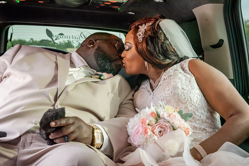 Mr. and Mrs. Corey and Tiffany Stewart