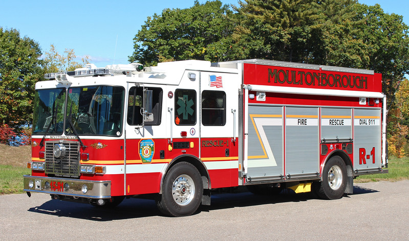 Rescue 1   2012 HME / Ahrens Fox   Rescue