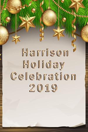 Harrison Party ~ 12.13.2019