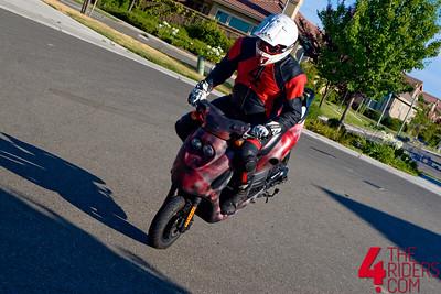 07.10.09 - Goonin the Scoot