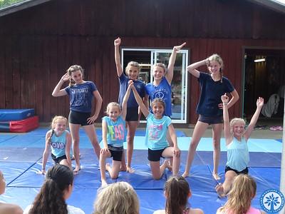 Dance, Drama, and Gymnastic Shows