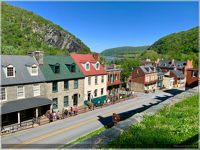 Harpers Ferry, April 2019