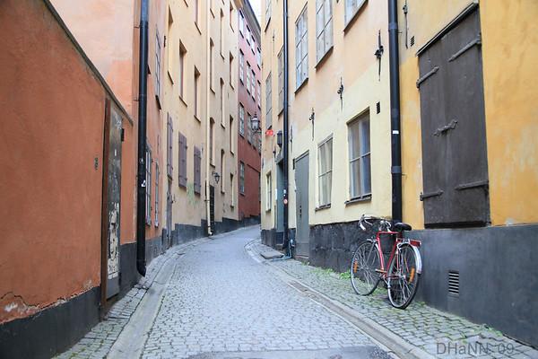 Stockholm May 2009