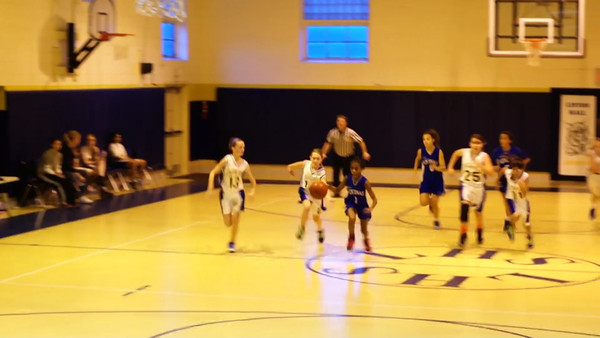 Aquinas Girls JV Basketball