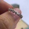 .80ctw French Cut Eternity Band 4