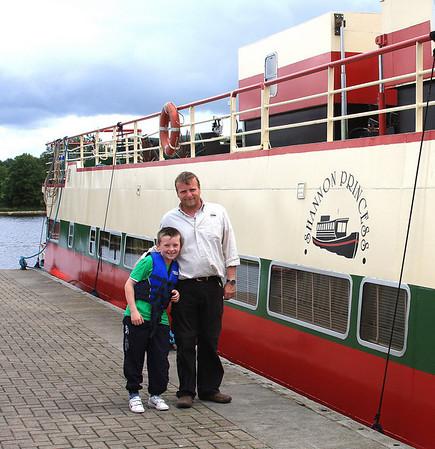 Dublin and Sandymount.