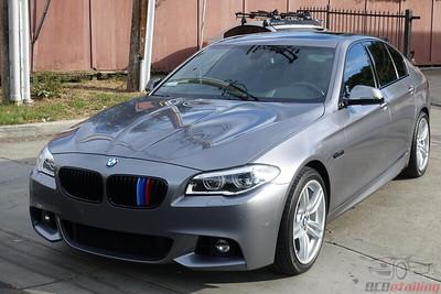 2014 BMW 535i - Space Gray Metallic