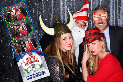 Mark West Christms Party 2018 -