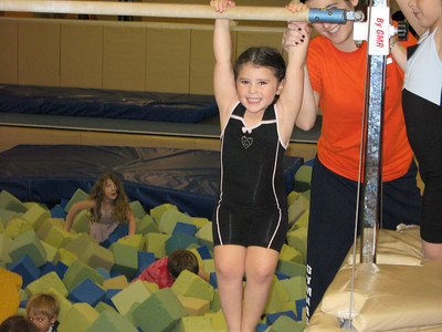 Ian's Birthday Party at Bell School Gymnastics Center
