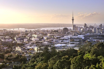 Auckland, NZ - May 2018