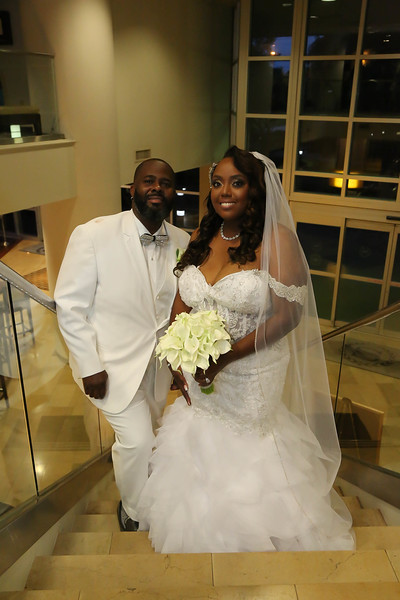 The Joining of LaToya Washington and Michael Jenkins