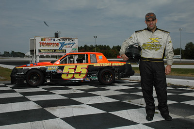 Thompson Speedway Champions photo shoot
