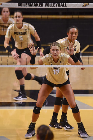 Purdue v Ohio State volleyball