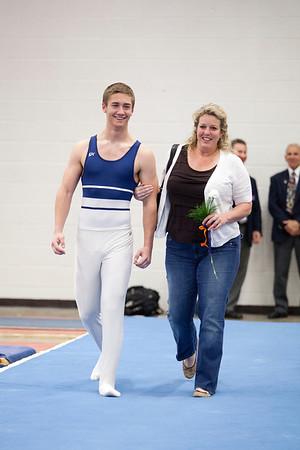 NNHS Gymnastics Seniors