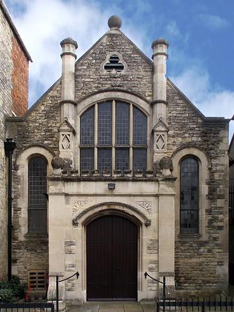 Methodist Church, 40 Oxford Street, Woodstock, OX20 1TT