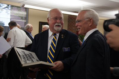 Dr. Tim Miller Accounting Center Dedication