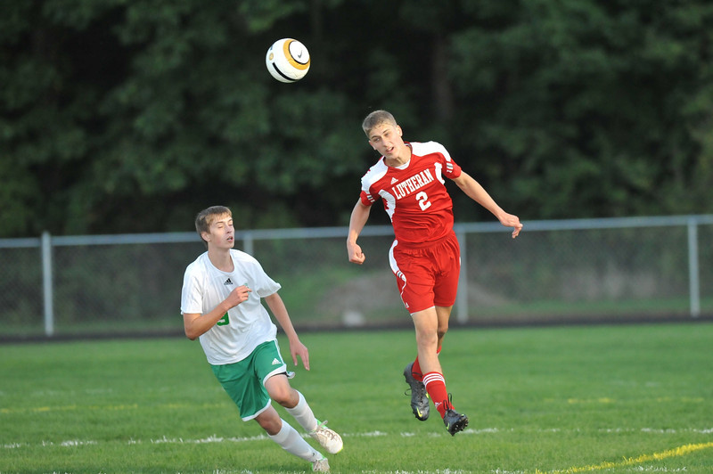 Men's Soccer - Fall 2012