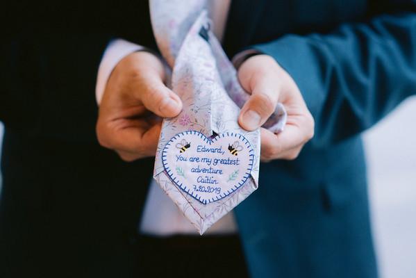 Caitlin & Ed's Wedding