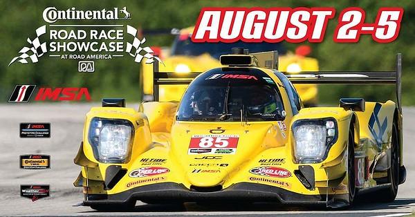 IMSA / Continental Road Race ShowcaseIMSA / Continental Road Race Showcase