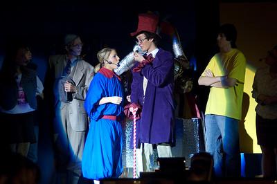 SHS 2009 Musical Willy Wonka
