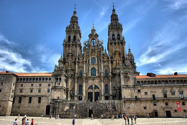 Day32 - Santiago De Compostela