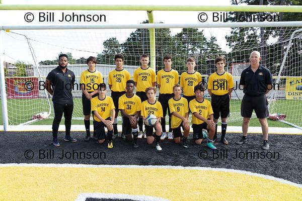 Nauset B JV Soccer Team and Roster 2018-2019
