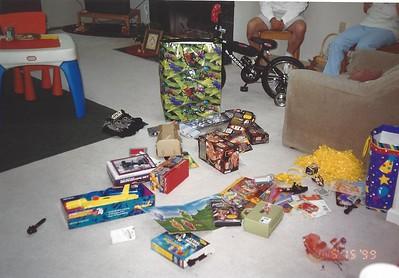 1999_Zach's 4th Birthday