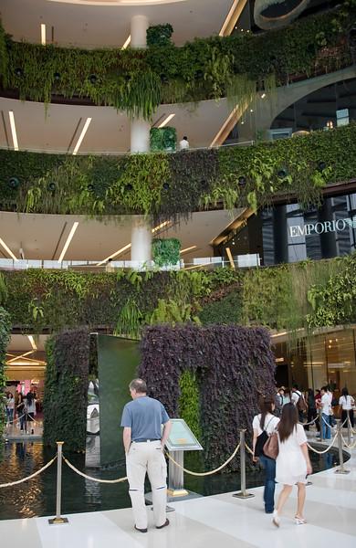 Shopping center in Bangkok