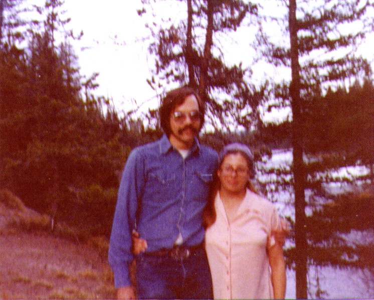 Dave & Connie by the river.jpg