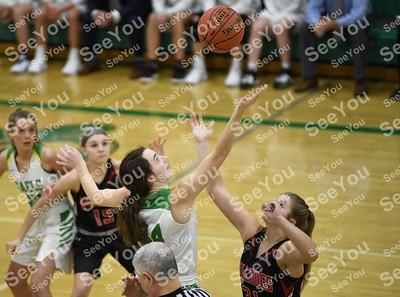 Hampton-Dumont VS St. Edmond Girls Basketball