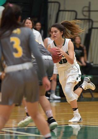 2018 girls basketball senior aloha